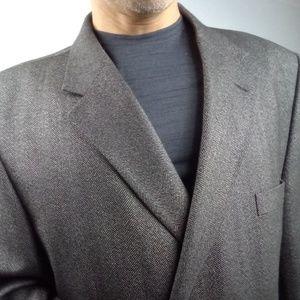 Other - 3XL Tweed gray black Rodger Stewart blazer jacket